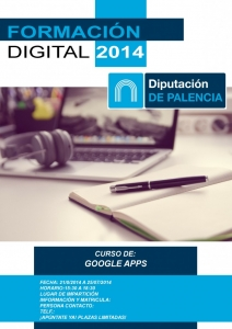 Cartel A3_GoogleAPPs Carrion de los Condes