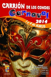 carnaval carrion de los condes 2014