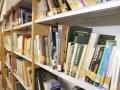 Biblioteca libros, Carrión de los Condes