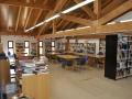 Biblioteca sala lectura, Carrión de los Condes