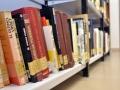Libros biblioteca, Carrión de los Condes