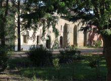 Abadía Santa María de Benevívere en Carrión de los condes