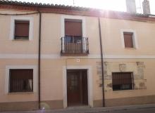Casa de la calle Padre Gil en Carrión de los condes
