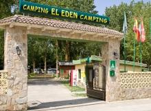 Camping el Eden en Carrión de los Condes