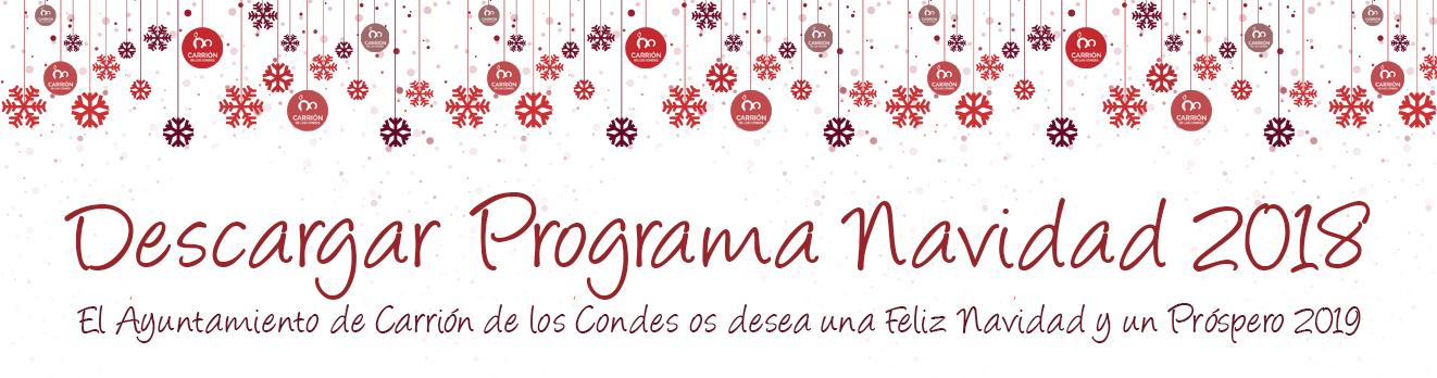 Descargar Programa Navidad 2018