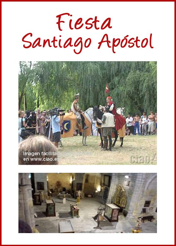 Fiesta Santiago Apóstol