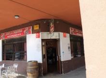 Bar la Taberna en Carrión de los condes