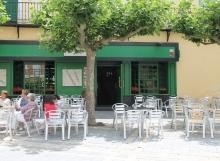 Disco bar Chapas en Carrión de los Condes