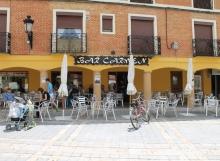 Bar Carmen en Carrión de los condes