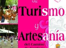 Cartel feria de turismo y artesanía 2013 de Carrión de los condes
