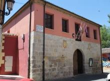 Casa de la Cultura en Carrión de los Condes