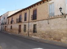 Casa de los Lomana en Carrión de los Condes