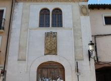 Casa del Águila en Carrión de los Condes