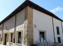Perfil Casa del Marqués de Santillana en Carrión de los Condes