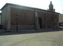 Ermita de la Cruz en Carrión de los condes