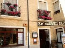 Bar restaurante Abel en Carrión de los Condes