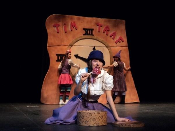 Obra de teatro infantil en Carrión de los Condes