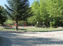 Parque en el Plantío de Carrión de los Condes
