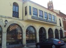 Residencia santa María del camino en Carrión de los Condes