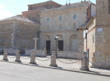 Iglesia de Santa Clara en Carrión de los Condes