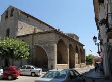 Iglesia Santa María del Camino en Carrión de los Condes