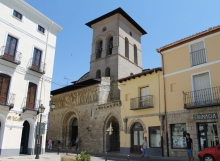 Iglesia de Santiago en Carrión de los Condes