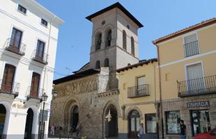 Iglesia-Museo de Santiago Carrión de los Condes