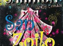 portada del programa 2014 fiestas patronales. Carrión de los Condes