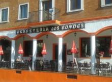 Cafeteria los Condes Carrión de los Condes