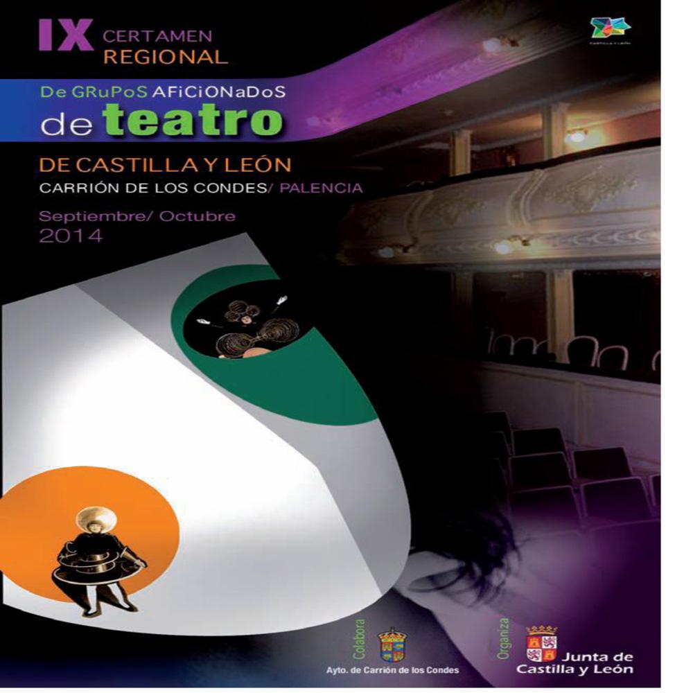 9º certamen de teatro regional. Carrión de los Condes
