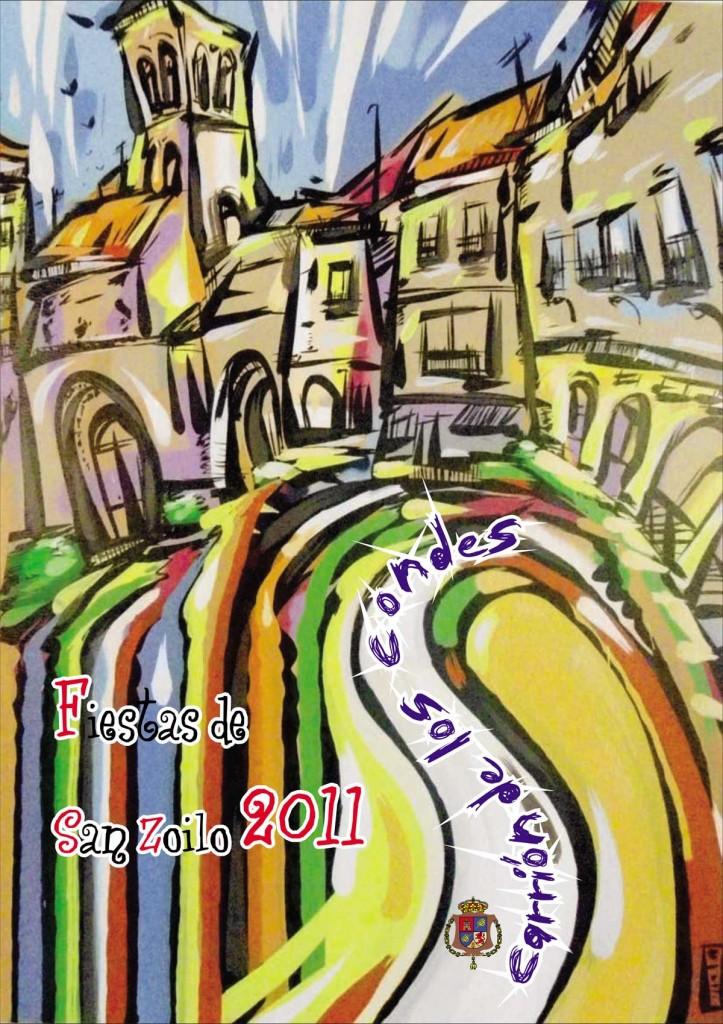 Programa-San-Zoilo-2011-1 Carrión de los Condes
