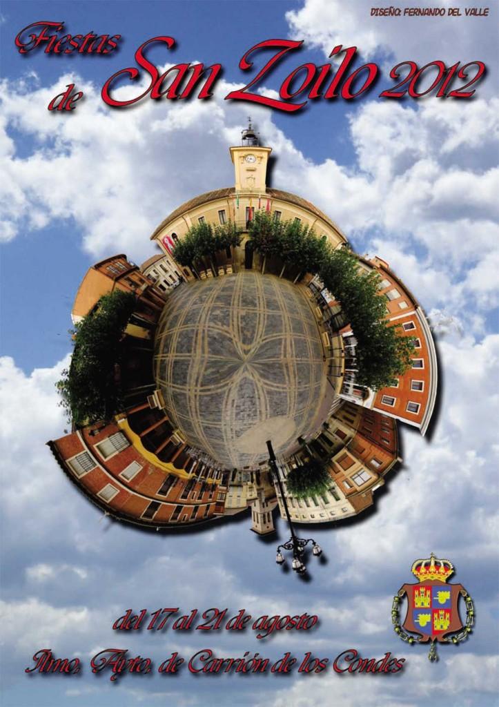 Programa-San-Zoilo-2012-1 Carrión de los Condes