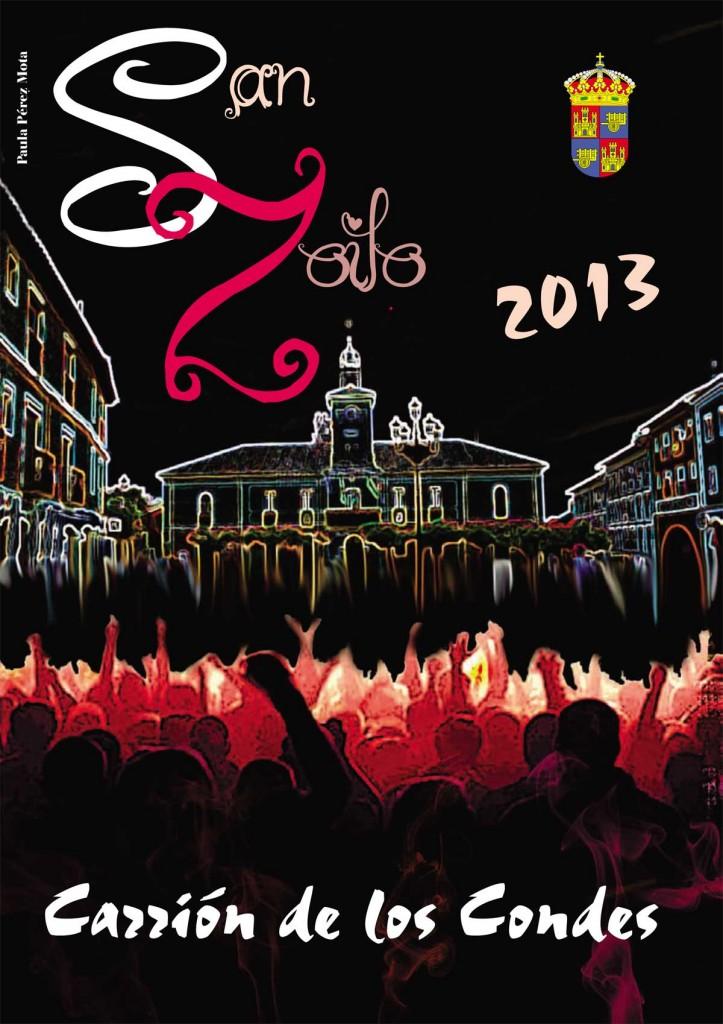 Programa-San-Zoilo-2013-1 Carrión de los Condes
