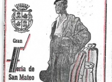 Feria de San Mateo 1944 Carrion de los Condes