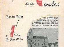 Feria de San Mateo 1948 Carrion de los Condes