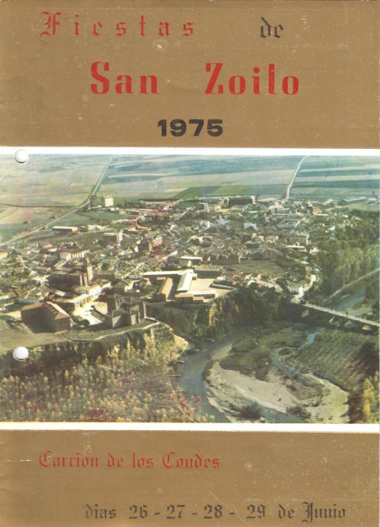Fiestas-San-Zoilo-1975 Carrión de los Condes