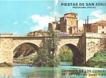 Fiestas-San-Zoilo-1976 Carrión de los Condes