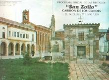 Fiestas-San-Zoilo-1978 Carrión de los Condes