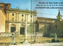 Fiestas-San-Zoilo-1979 Carrión de los Condes