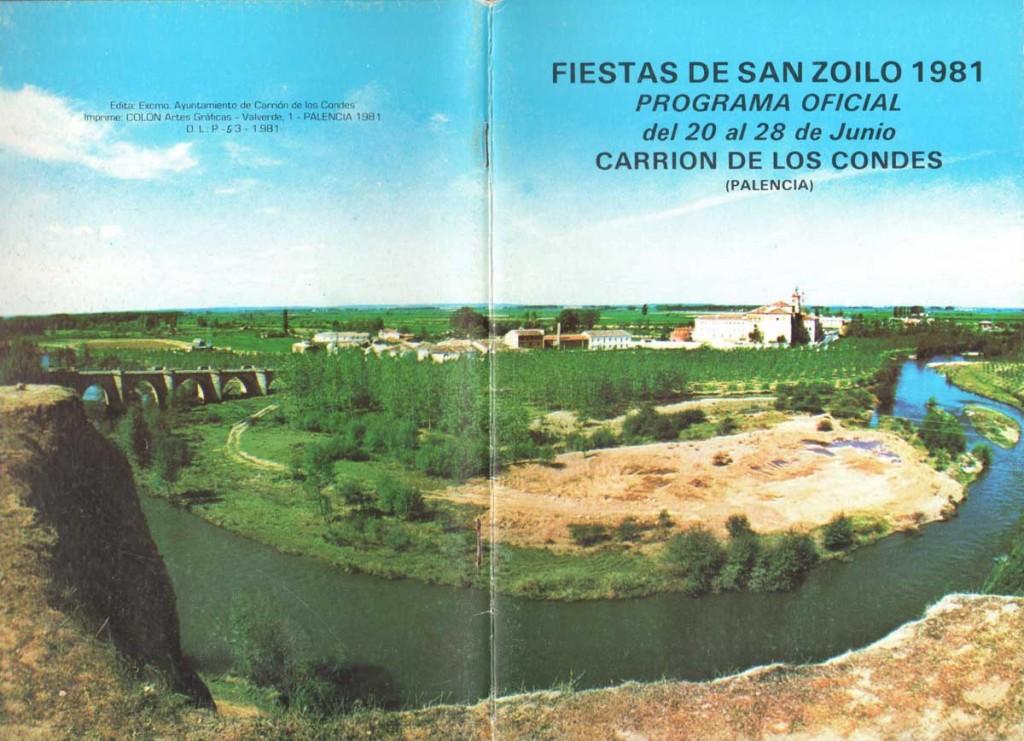 Fiestas-San-Zoilo-1981 Carrión de los Condes