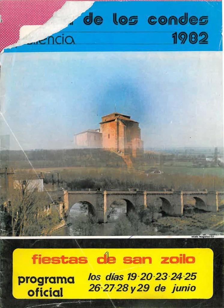 Fiestas-San-Zoilo-1982 Carrión de los Condes