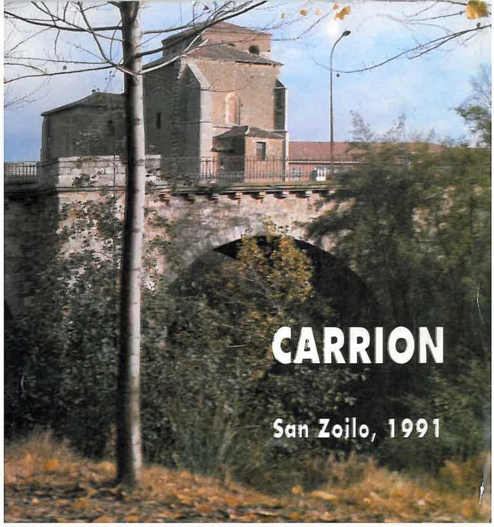 Fiestas San Zoilo 1991 Carrión de los Condes