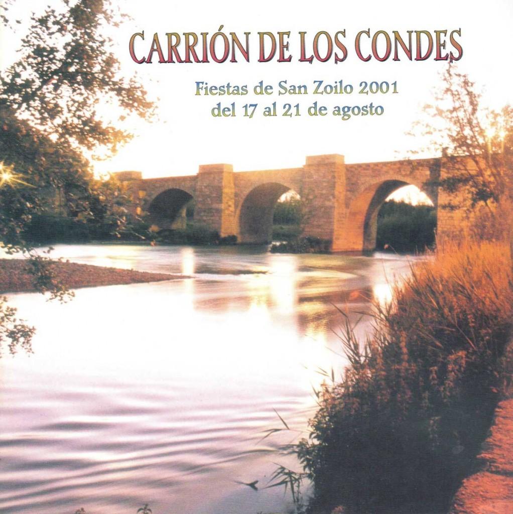 Fiestas-San-Zoilo-2001 Carrión de los Condes