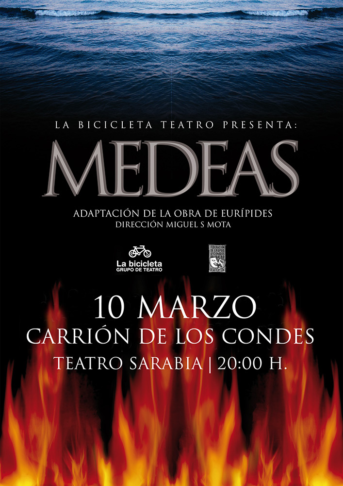 Medeas Obra de Teatro