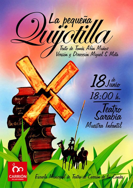 La Pequeña Quijotilla