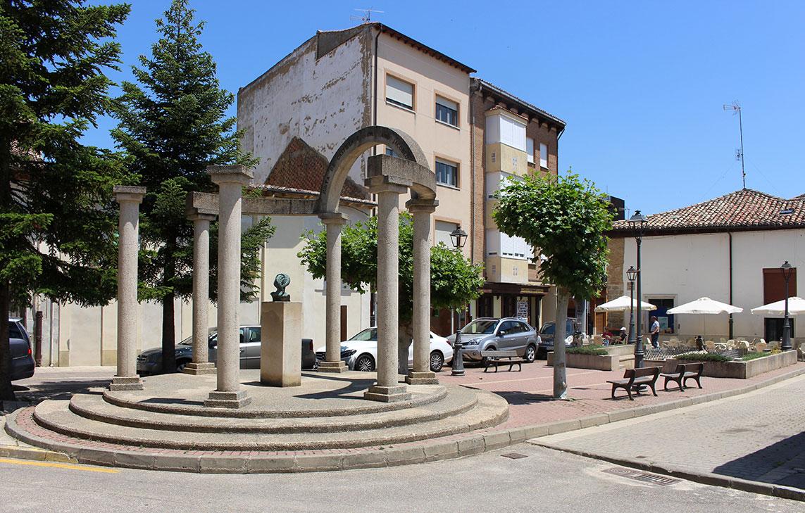 Obras Plaza Marques de Santillana comenzarán el próximo lunes día 25 de junio
