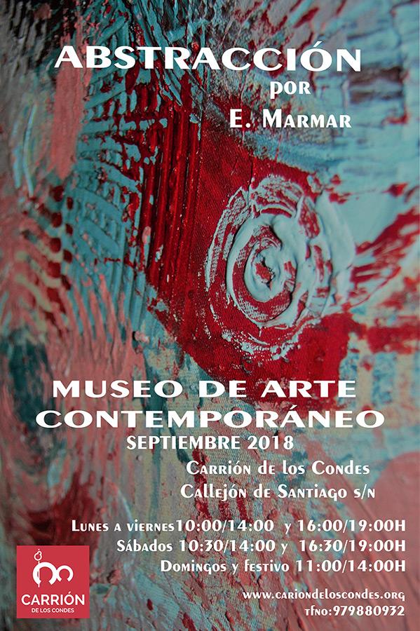 EXPOSICIÓN PICTÓRICA Abstracción de E. Marmar
