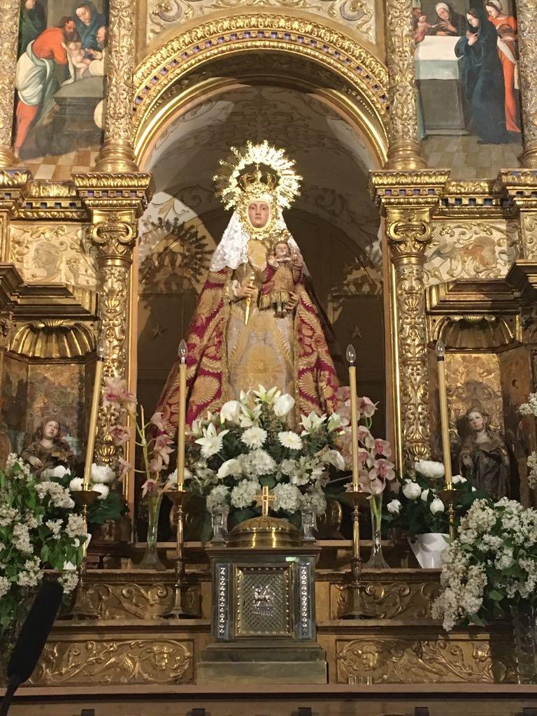 Festividad de la Coronación Canónica de la Virgen de Belén