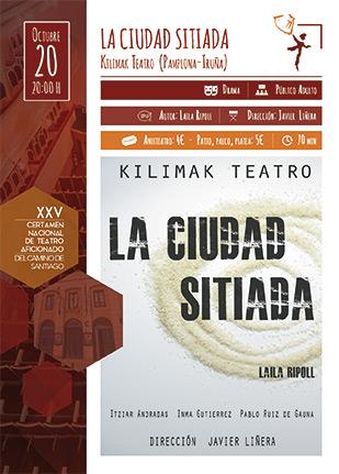 La Ciudad Sitiada - Kilimak Teatro (Pamplona-Iruña)
