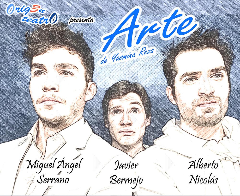 ARTE - Orig3en Teatro – (Sahagún - León) - 10 de noviembre